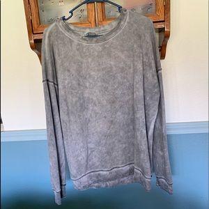 Gray AE Sweater